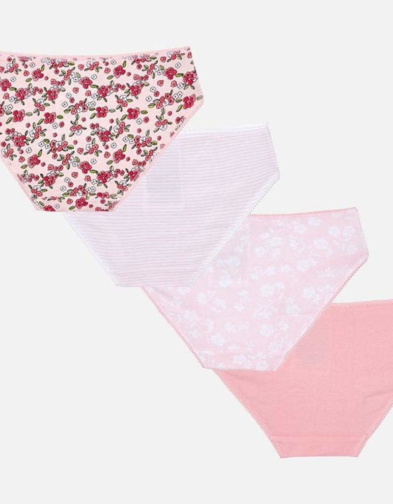 Mayoral Girls Underwear 4 Pack