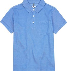 Deux par Deux Boys Polo (Also in White)