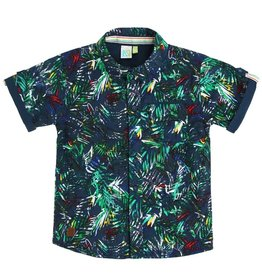 Nano Tropical Button-Up