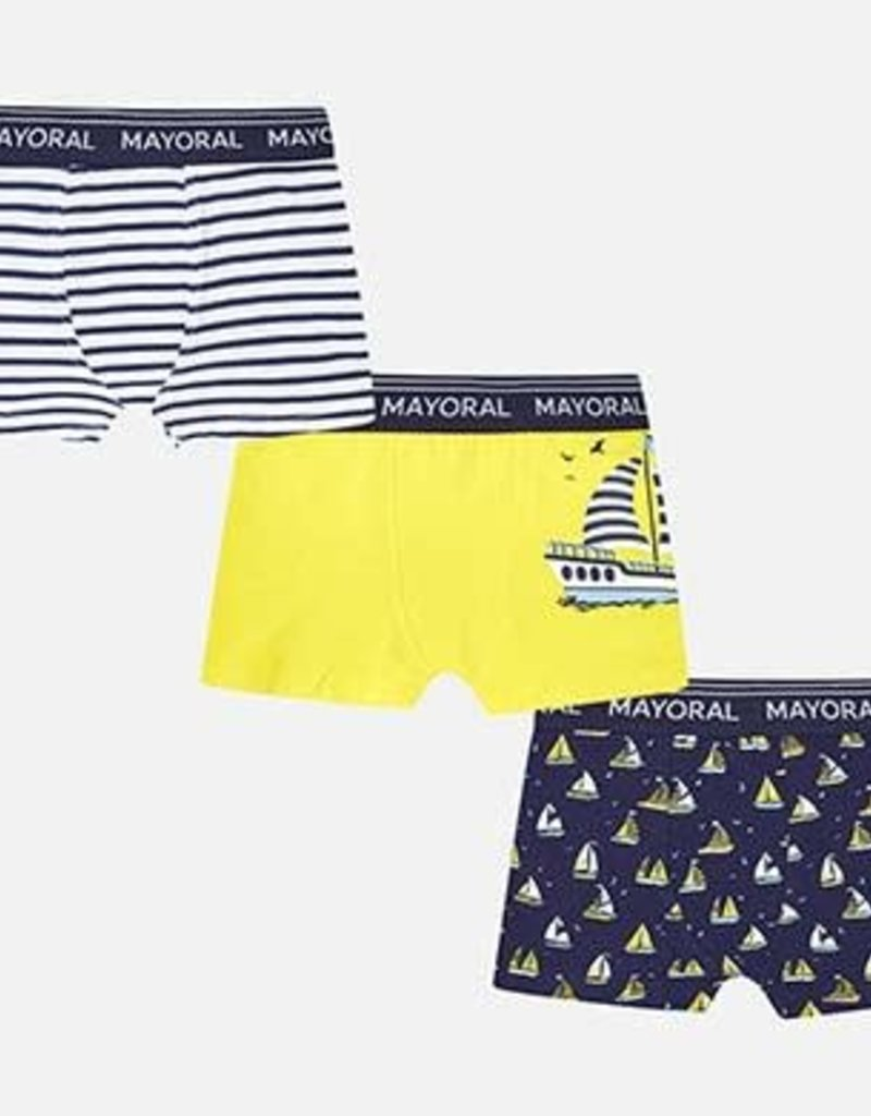 Mayoral Boxers 3 Pack
