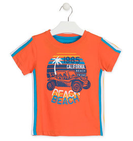 Losan Beach Jeep Tee