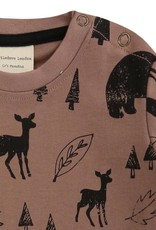 Turtledove London Forest Playsuit