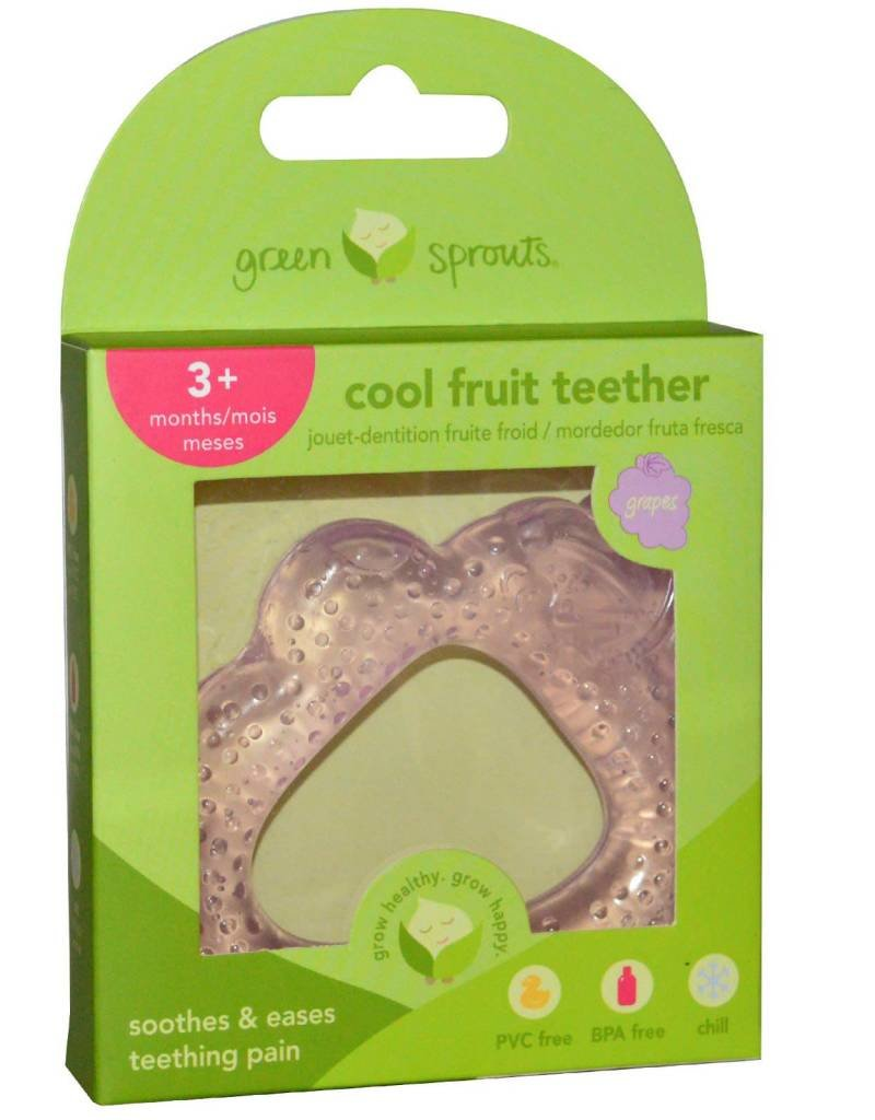 Green Sprouts Cool Teether Fruit