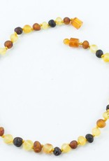Healing Hazel Amber Teething Necklace