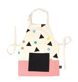 Gautier Studio Play Apron in Pink or Green