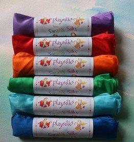 """Sarah's Silks Playsilks 35"""" x 35"""""""