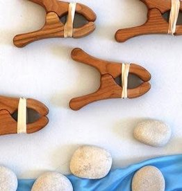 Sarah's Silks Wood Play Clips Set of 2