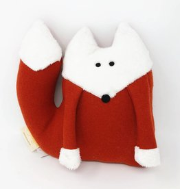 Handmade Cushion Fox Pup - Small