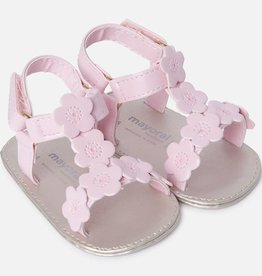 Mayoral Sandal Pink Flower