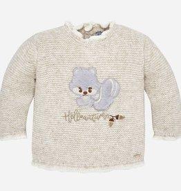 Mayoral Sweater Squirrel