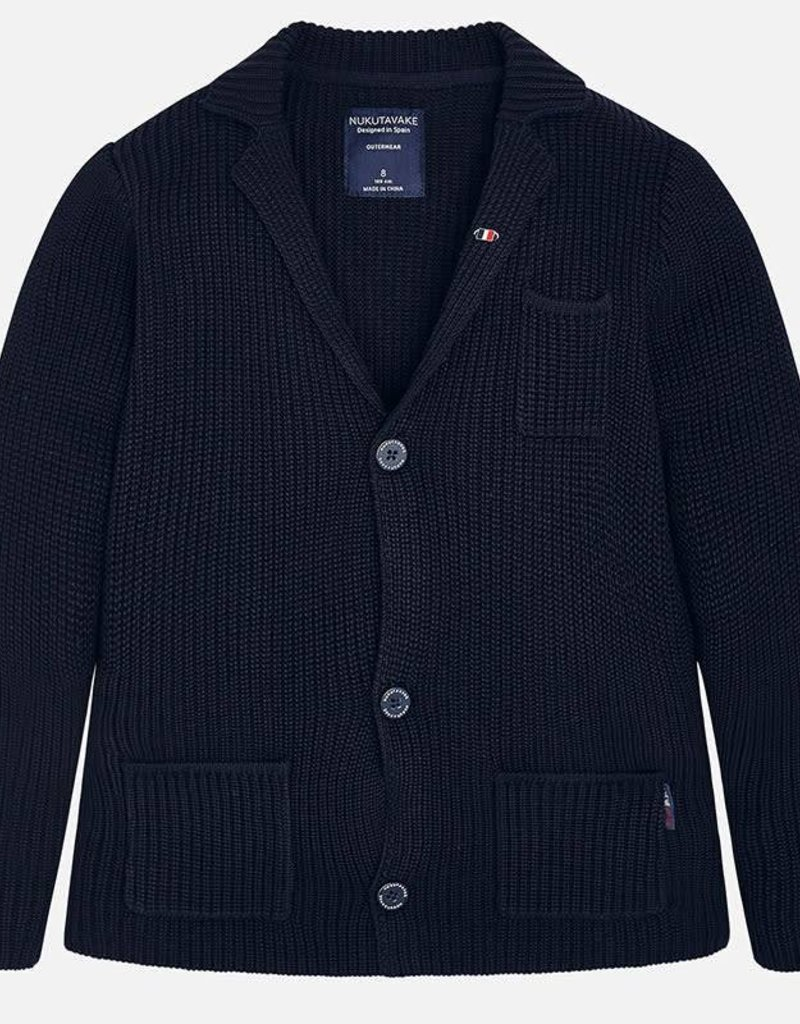 Mayoral Cardigan Navy