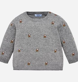 Mayoral Sweater Bulldog