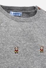 Mayoral Sweater Bulldog