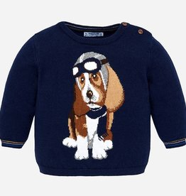 Mayoral Sweater Hound Dog