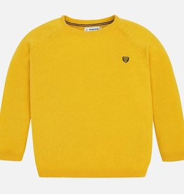 Mayoral Mustard/Gold Sweater