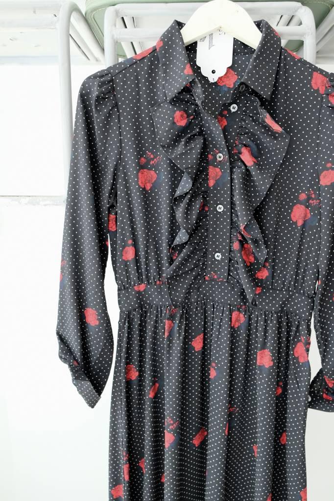Roses & Dots Midi