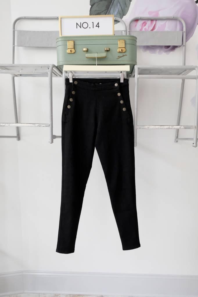 Sailor Button Jeans