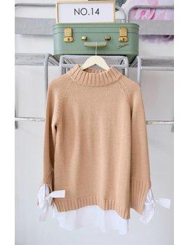 Sweater T Shirt Dress