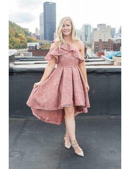 Hi Low Lace Dress