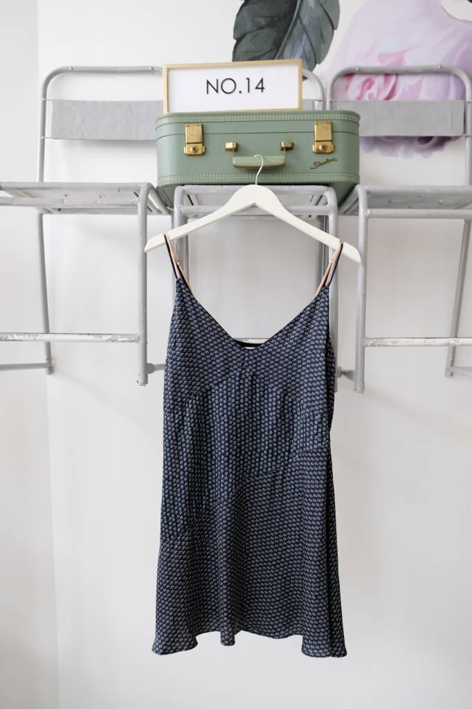 Ditsy Floral Tank Dress