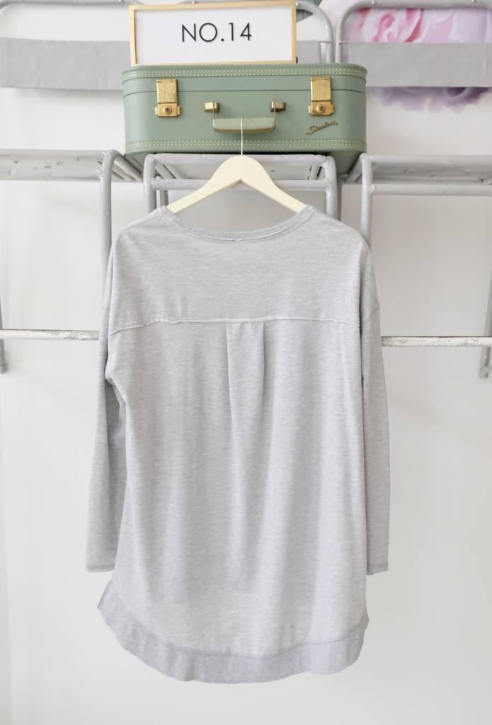 Split Side Sweatshirt