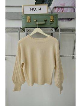 Bishop Sleeve Sweater