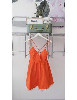 Fit & Flare Tank Dress