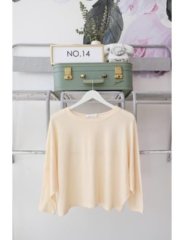 Knit Batwing Top