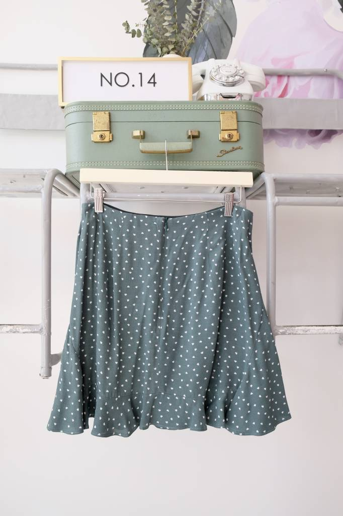 Hearts Skirt