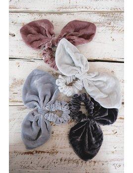Oversized Bow Scrunchie