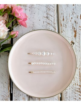 Pearl Lined Pin
