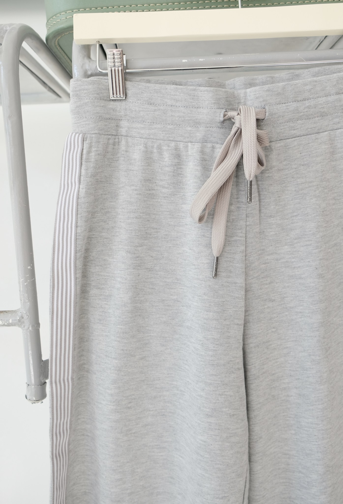 Side Stripe Soft Culottes