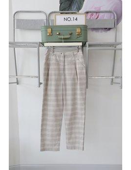 Check Trouser Pants