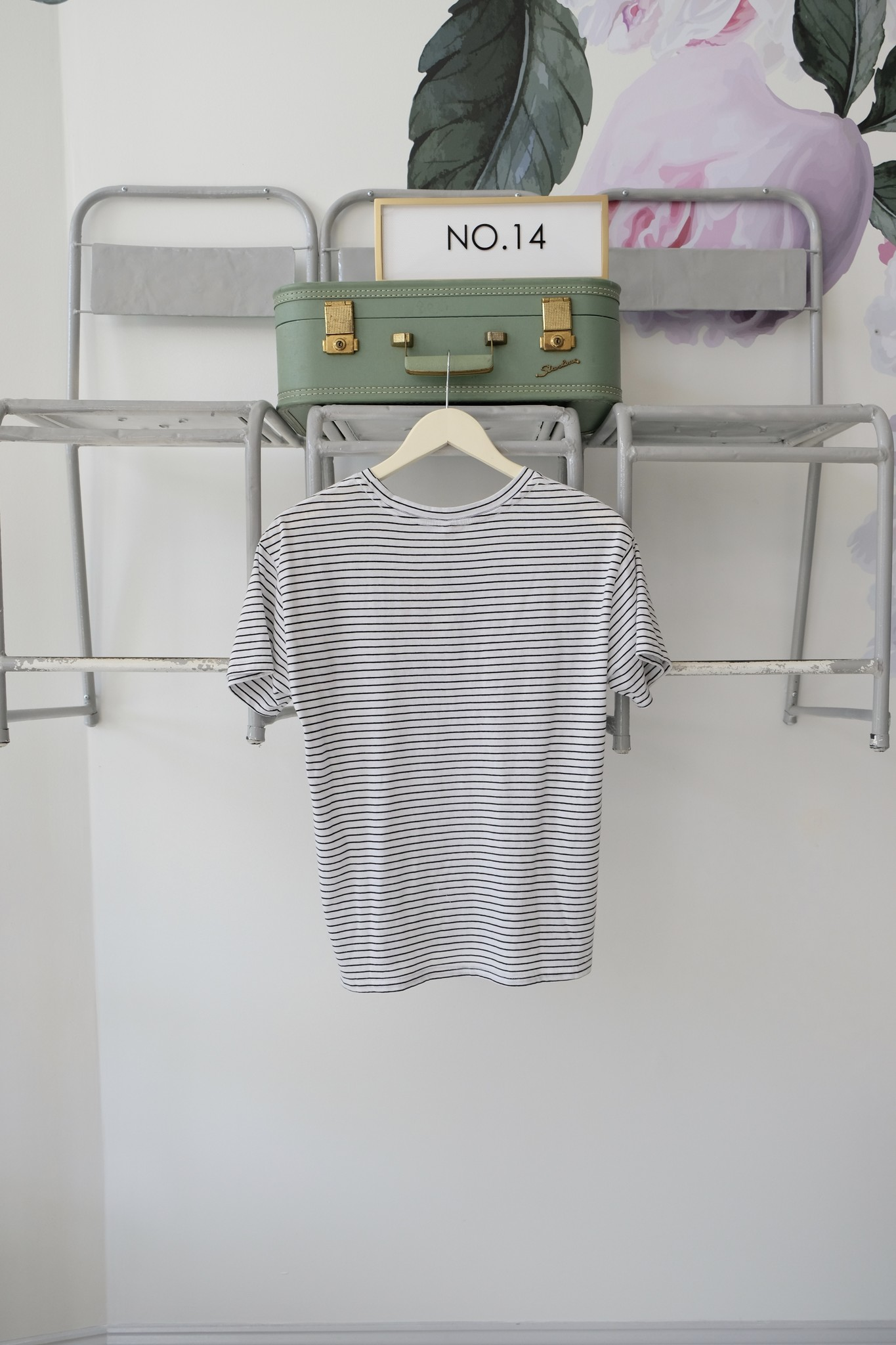 Striped Boyfriend Tee