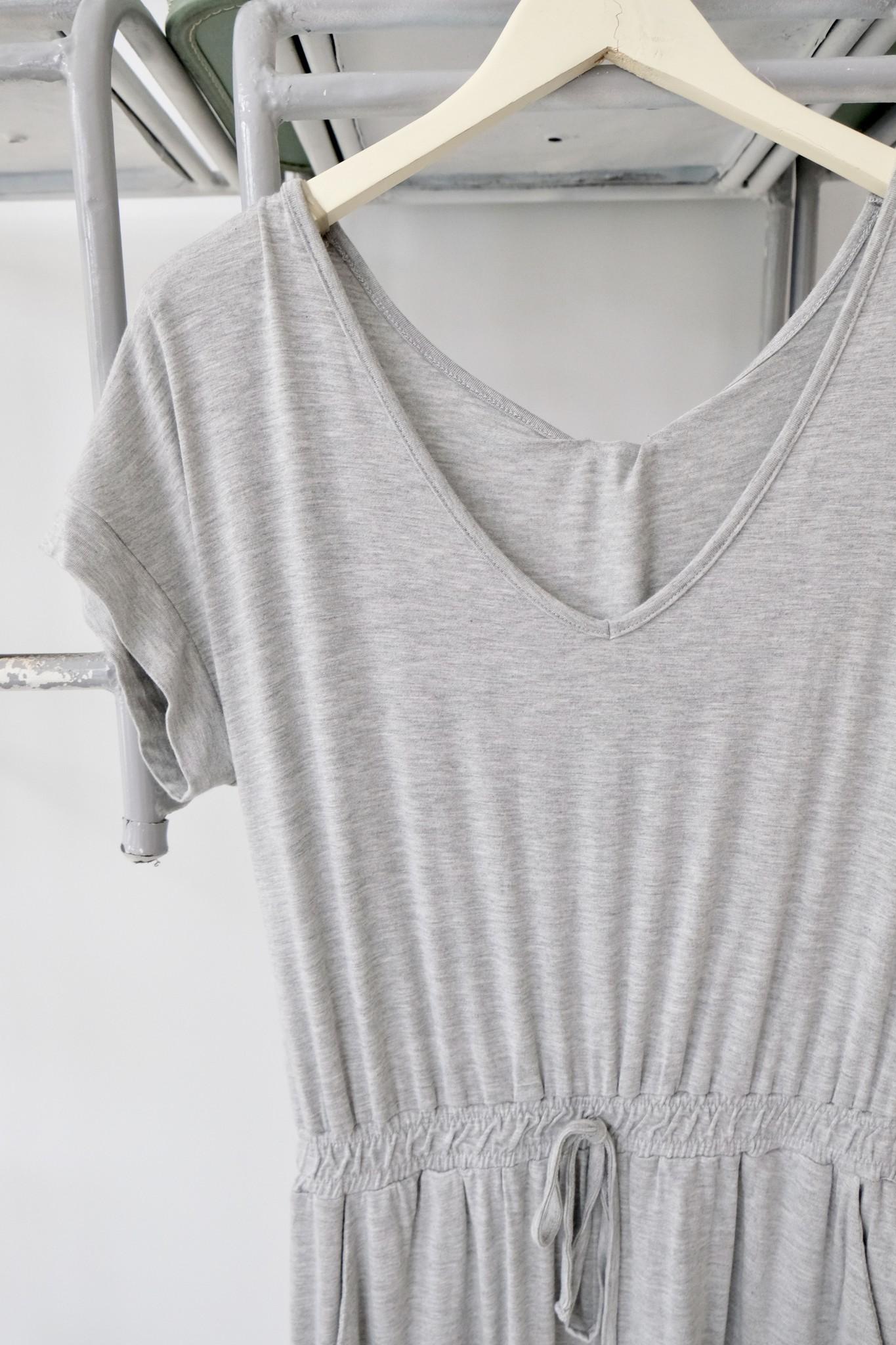 Short Sleeve Jersey Romper