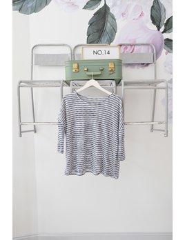 Striped Dolman Knit
