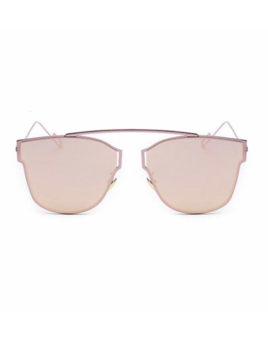 Shady Lady Mirrored Aviator Sunglasses