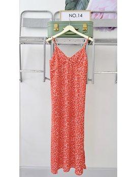 Ditsy Floral Midi Tank Dress