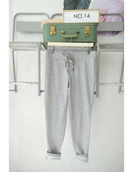 Lace Up Joggers