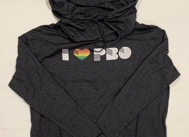 PBO pride & flicka merch