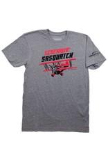 Screamin' Sasquatch T Shirt