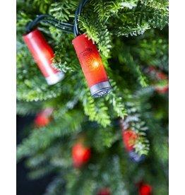 Shotgun Shell Holiday Lights