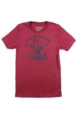 Sasquatch Takes A Ride T-Shirt