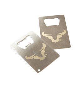 Jack Link's™ Steer Horn Credit Card Bottle Opener