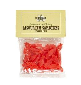 Sasquatch Sardines