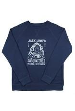 Team Sasquatches Terry Crew Neck Sweatshirt