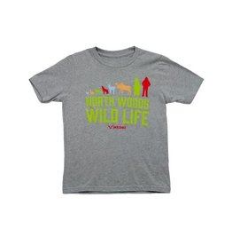 North Woods Wild Life Youth T-Shirt