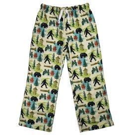 Sasquatch Youth Sublimated  Fleece Pants