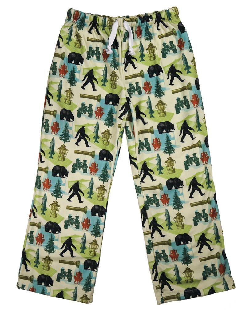 Sasquatch Youth Sublimated  Fleece Pants