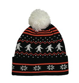 Winter Sasquatch Knit Beanie